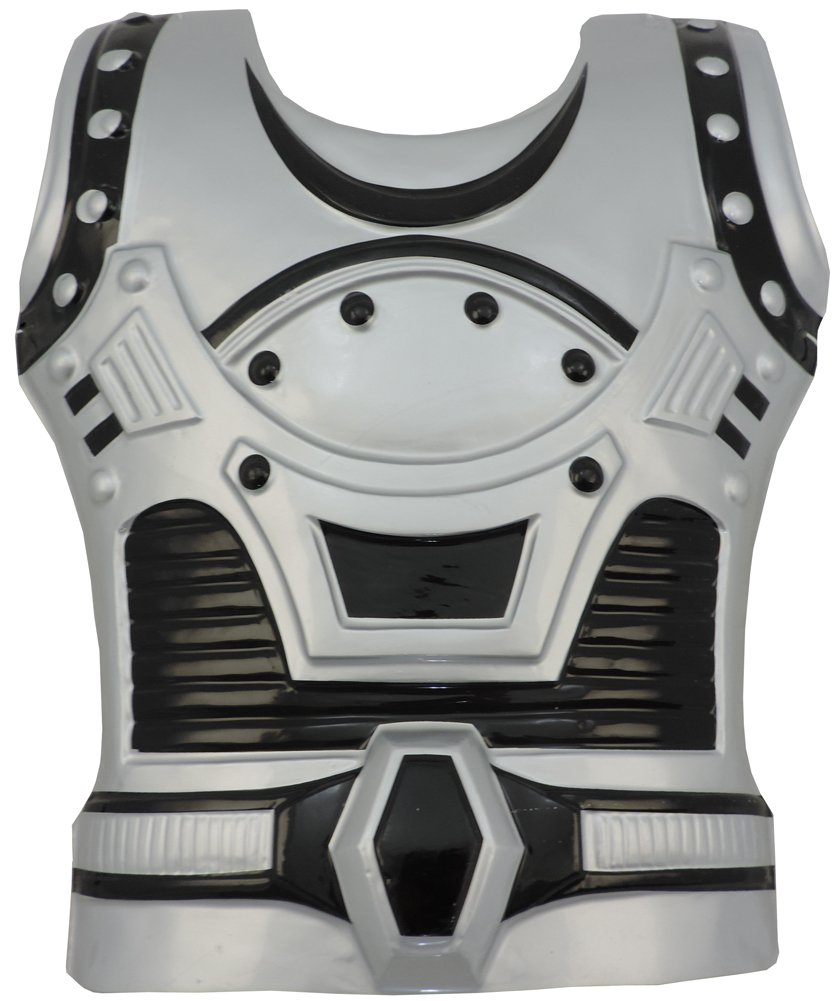 Child's Size Plastic Space Warrior Chest Plate