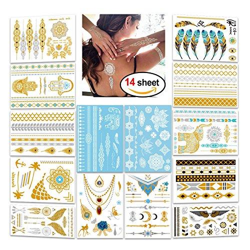 metallic-flash-tattooskonsait-196-designs-jewelry-bling-temporary-tattoos-body-art-indian-henna-whit