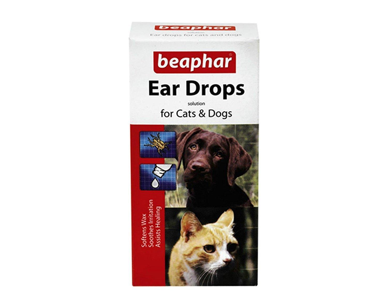 (3 Pack) Beaphar - Ear Drops 15ml