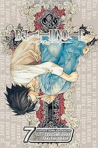 7 Vol Death Note