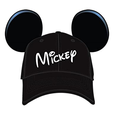 disney character baseball hats caps for adults mickey mouse hat with ears