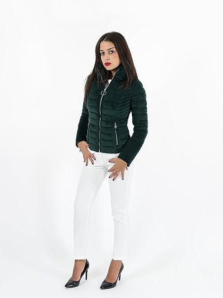 Guess Teoma-Abrigo Mujer Verde 42