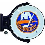NHL New York Islanders Revolving Wall Light