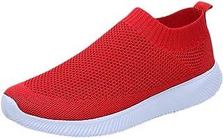 NINGSANJIN Sneaker Femmes Sport Plein Air Mesh Casual Chaussures De Sport Runing Respirant Chaussures Baskets