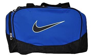 Nike Sporttasche Blau Schwarz BZ9487 468 Teambag: Amazon.de ...