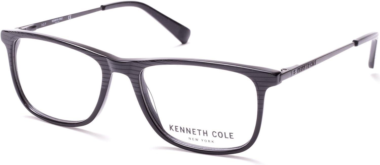 Eyeglasses Kenneth Cole New York KC 0277 001 shiny black