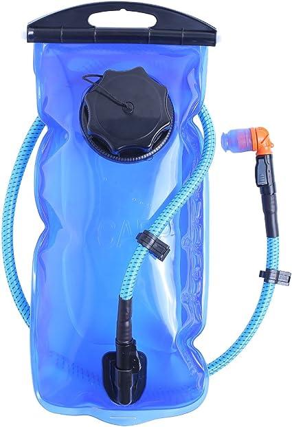 Kylebooker Bolsa de Agua con boquillas de Hidrataci/ón