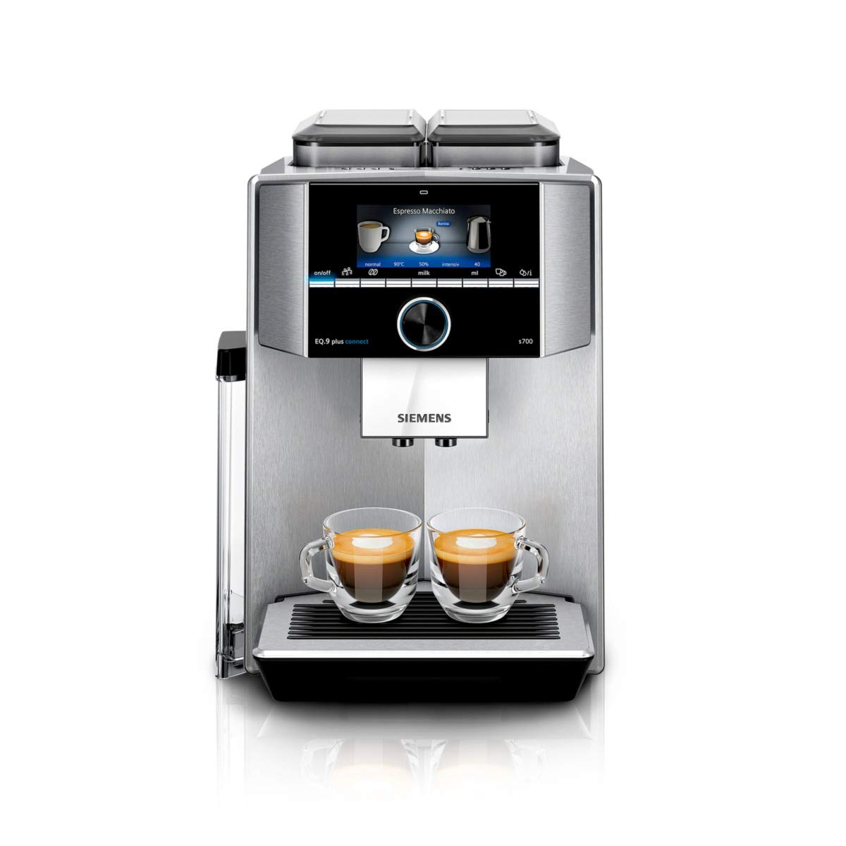 Siemens EQ.9 s700 plus connect Kaffeevollautomat