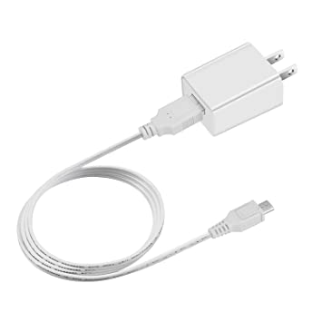 Amazon.com: Dericam 5 V 1 A Mini cargador de pared micro USB ...
