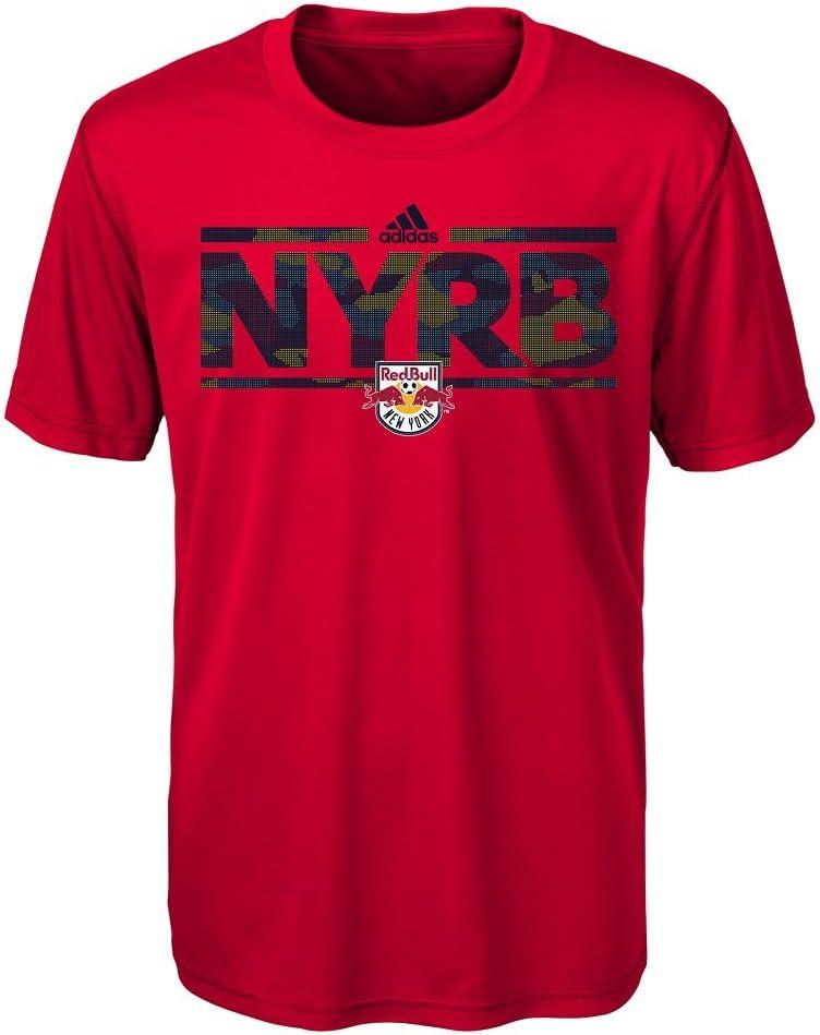 MLS Kids /& Youth Dassler Tactical Short Sleeve Climalite Tee-Alt