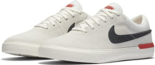 119d20ed3e0 Nike SB Koston Hypervulc Mens Skateboarding-Shoes 844447-108 4 - Ivory Black -Ember Glow  Buy Online at Low Prices in India - Amazon.in