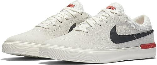 sombrero entrega Ritual  Buy Nike Men's SB Koston Hypervulc Skate Shoe, Ivory/Black-Ember Glow, 8  D(M) US at Amazon.in