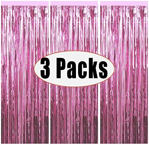 Fecedy Metallic Tinsel Curtains decorations product image
