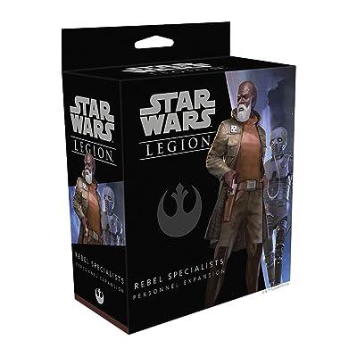 Fantasy Flight Games Star Wars Legion: Rebel Specialists: Toys & Games