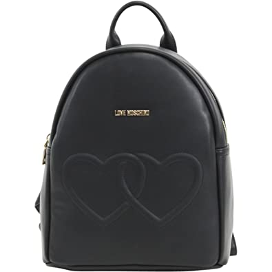 4a5f7521bef1 Amazon.com  Moschino Women s Love Moschino Backpack