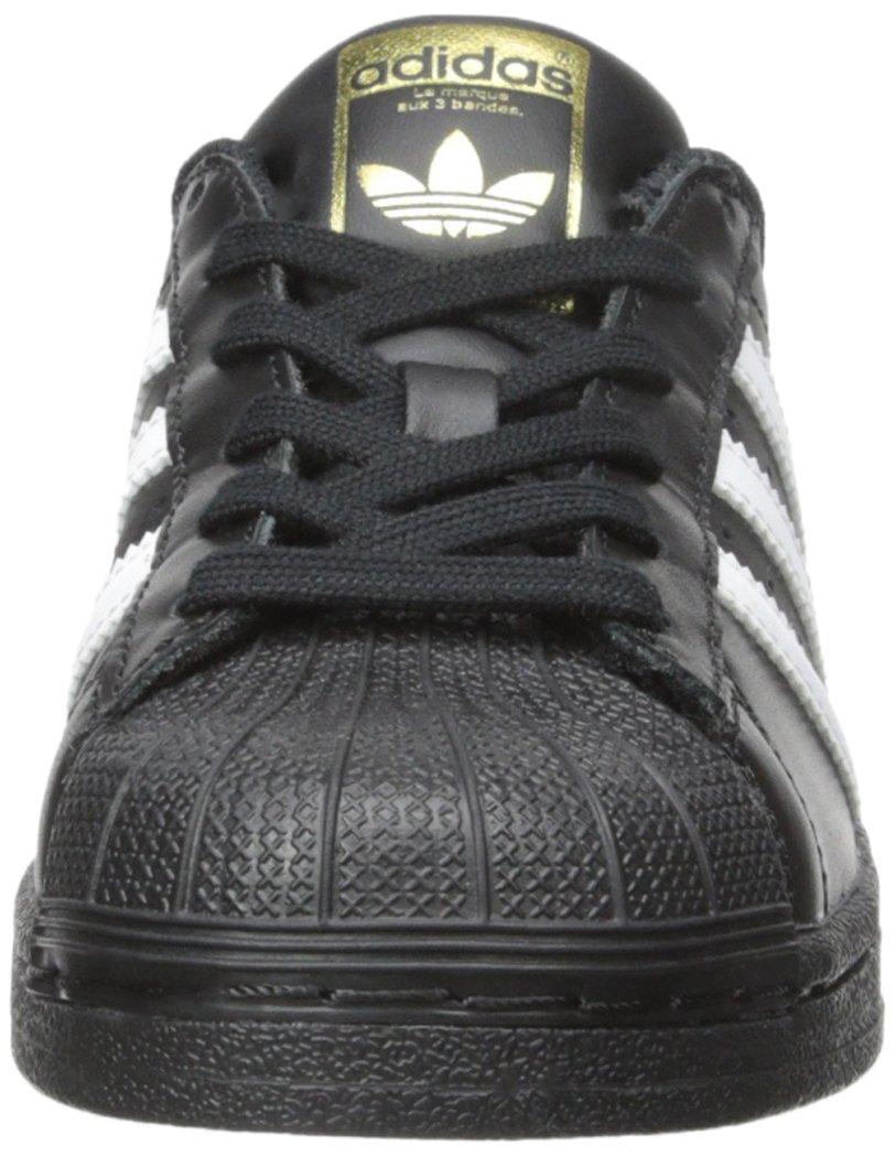 hot sale online b2f71 a4691 adidas Originals Superstar Foundation J Casual Basketball-Inspired Low-Cut  Sneaker (Big Kid),BlackWhiteBlack,4.5 M US Big Kid - B23642-001-4.5  Medium US ...