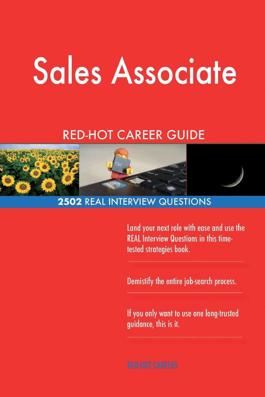 Sales Associate RED-HOT Career Guide; 2502 REAL Interview Questions pdf epub