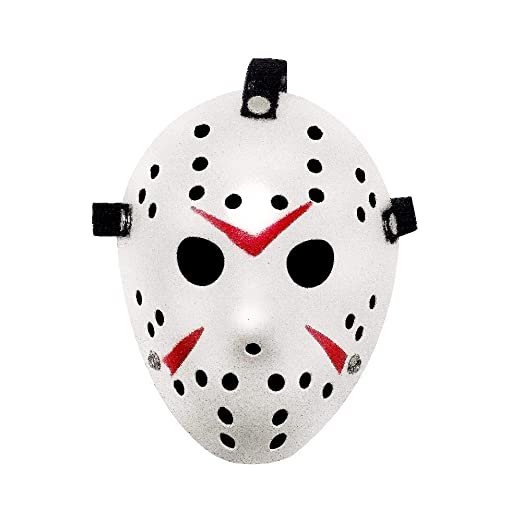 Fjiujin,Máscaras de Halloween Jason Vs. Viernes 13 Trajes de ...
