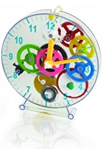 Amazon.com: Kid Clock Design Your Own Clock Kit: Toys & Games