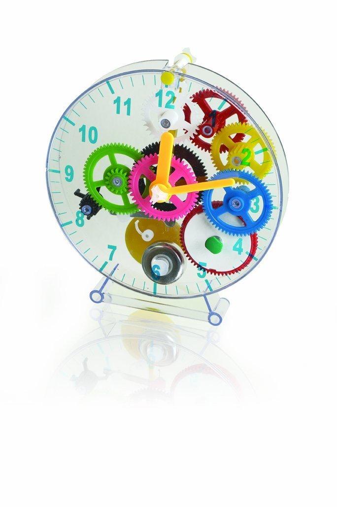 B000JJ4PFI LaLShop Do-It-Yourself Clock My First Clock 61HkbnLjltL
