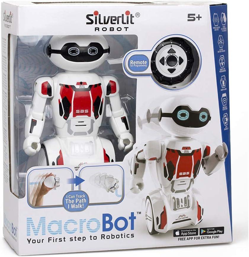 Amazon.es: Rocco Giocattoli 88045 - Robot de Cocina Interactivo