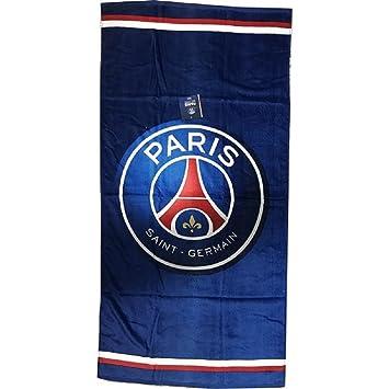 d4a4ce43d6f1fd ICI C EST PARIS PSG- Serviette - Drap de bain plage saint germain club