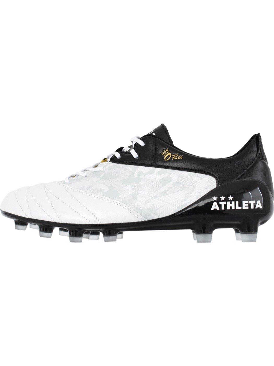 ATHLETA(アスレタ) O-Rei Futebol T002 10004-WHBL B06WD821Y3 28.0 cm PWH×BLK