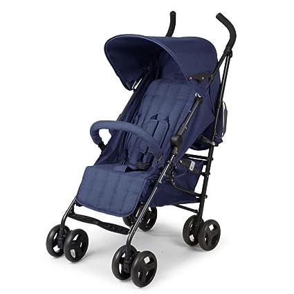 CHILDWHEELS Carrito Bebés Azul Cochecito Carriola Silla Paseo Transporte Niños