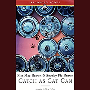 Catch as Cat Can Audiobook