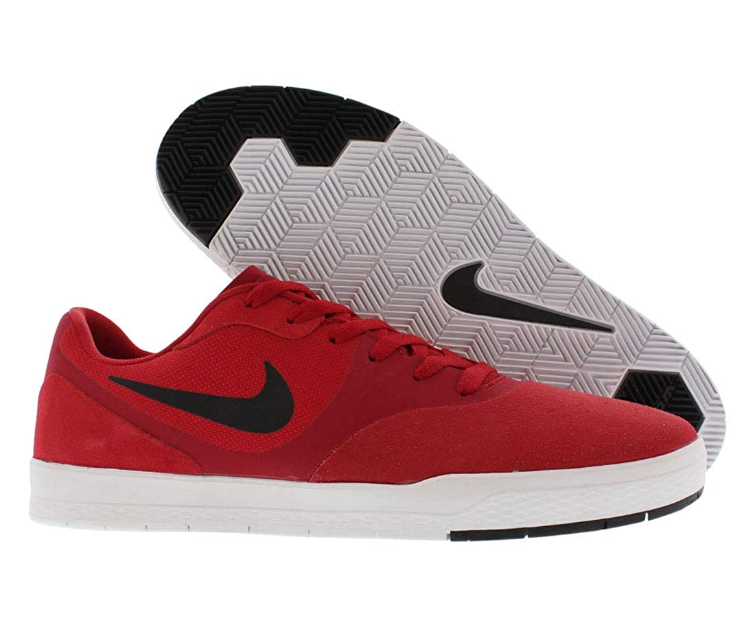 Color Red//Black//White Regular Width NIKE Paul Rodriguez 9 Mens Casual Shoes Size US 7.5