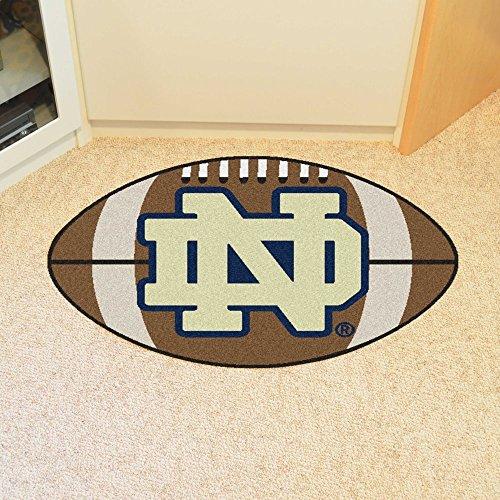 (NCAA University of Notre Dame Football Mat )