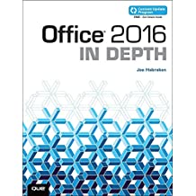 Office 2016 In Depth (includes Content Update Program): Office 2016 In Depth _p1