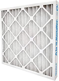 product image for AIR HANDLER 12x12x1, MERV 7, Standard Capacity Pleated Filter PK12