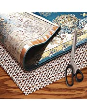 Anti Slip Rug Grips 2X10 Feet, Runner Rug Pad,Non Slip Mat for Hardwood Floors Protective Padding Adds Cushion