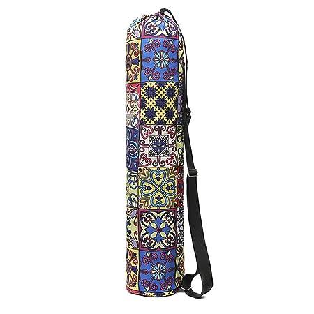 Kampre - Bolsa de Lona para Esterilla de Yoga (75 x 16 cm ...