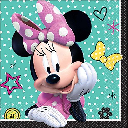 Amscan Minnie Mouse Happy Helpers Beverage -