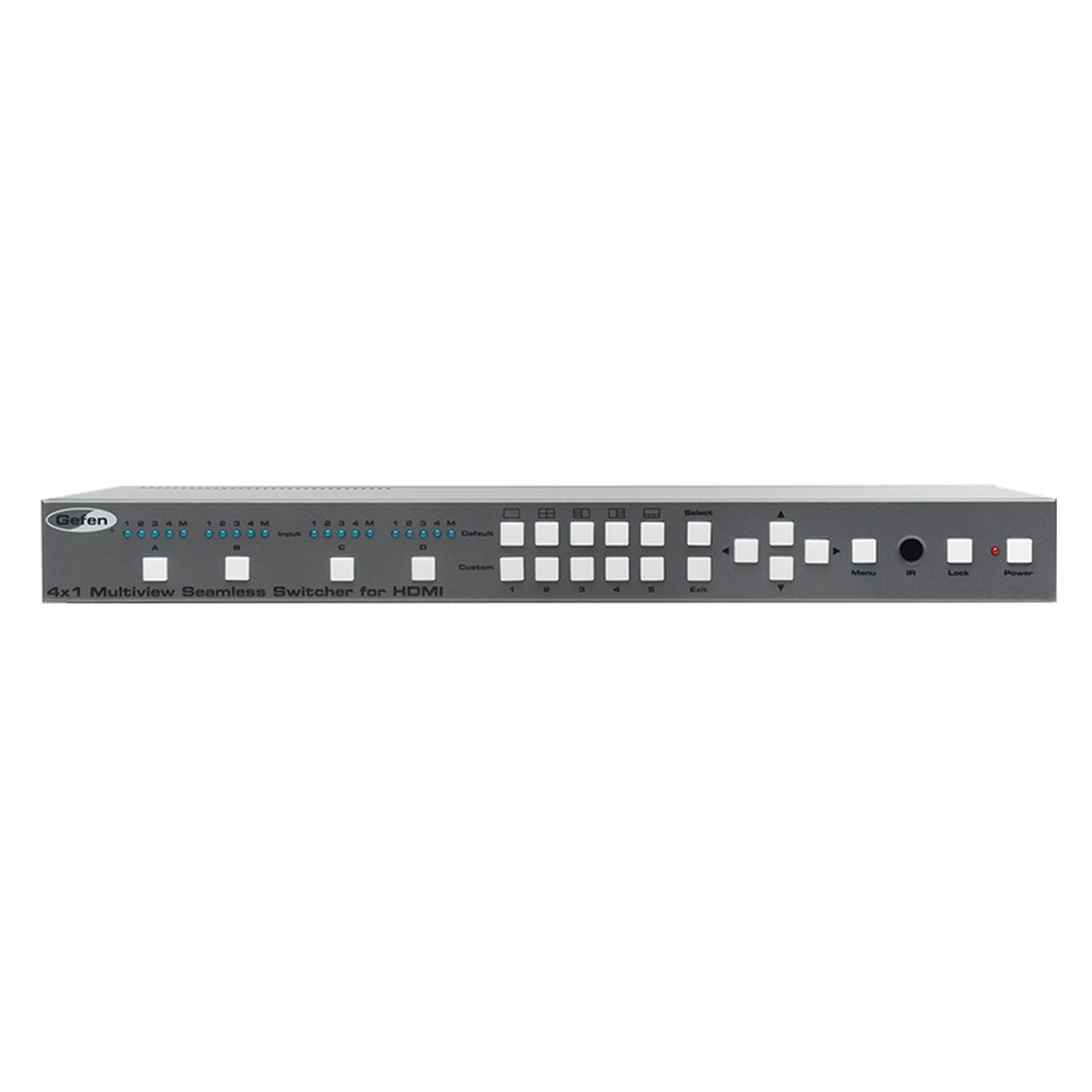 Gefen EXT-HD-MVSL-441 | Multiview Seamless Switcher