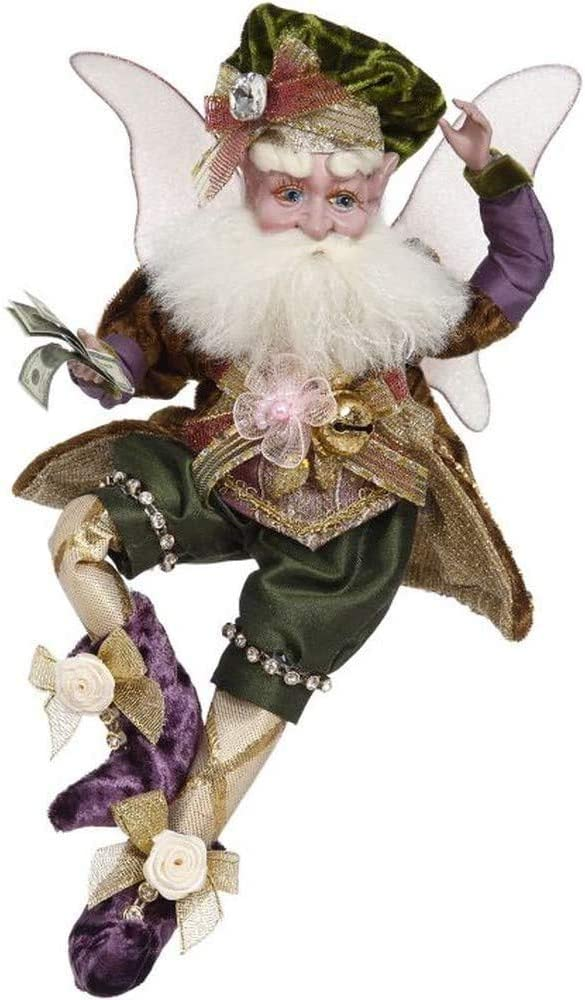 Mark Roberts 2020 Collection A Life of Luxury Fairy, Small 10'' Figurine