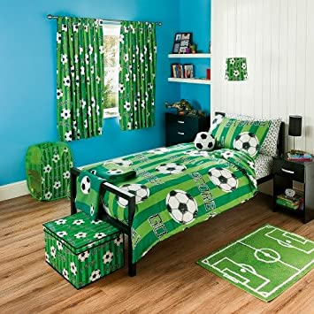 football themed bedroom football curtains and bedding curtain menzilperde net 11548