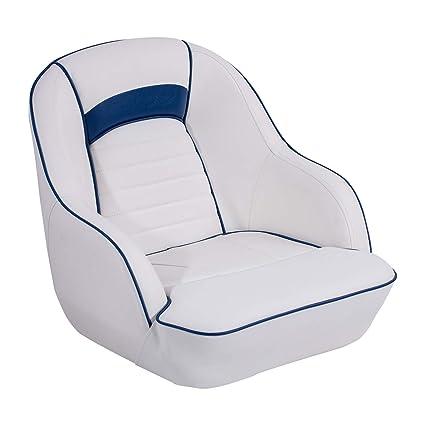 Captain Boat Seats >> Amazon Com North Captain Pontoon Boat Seat Captain Bucket Boat