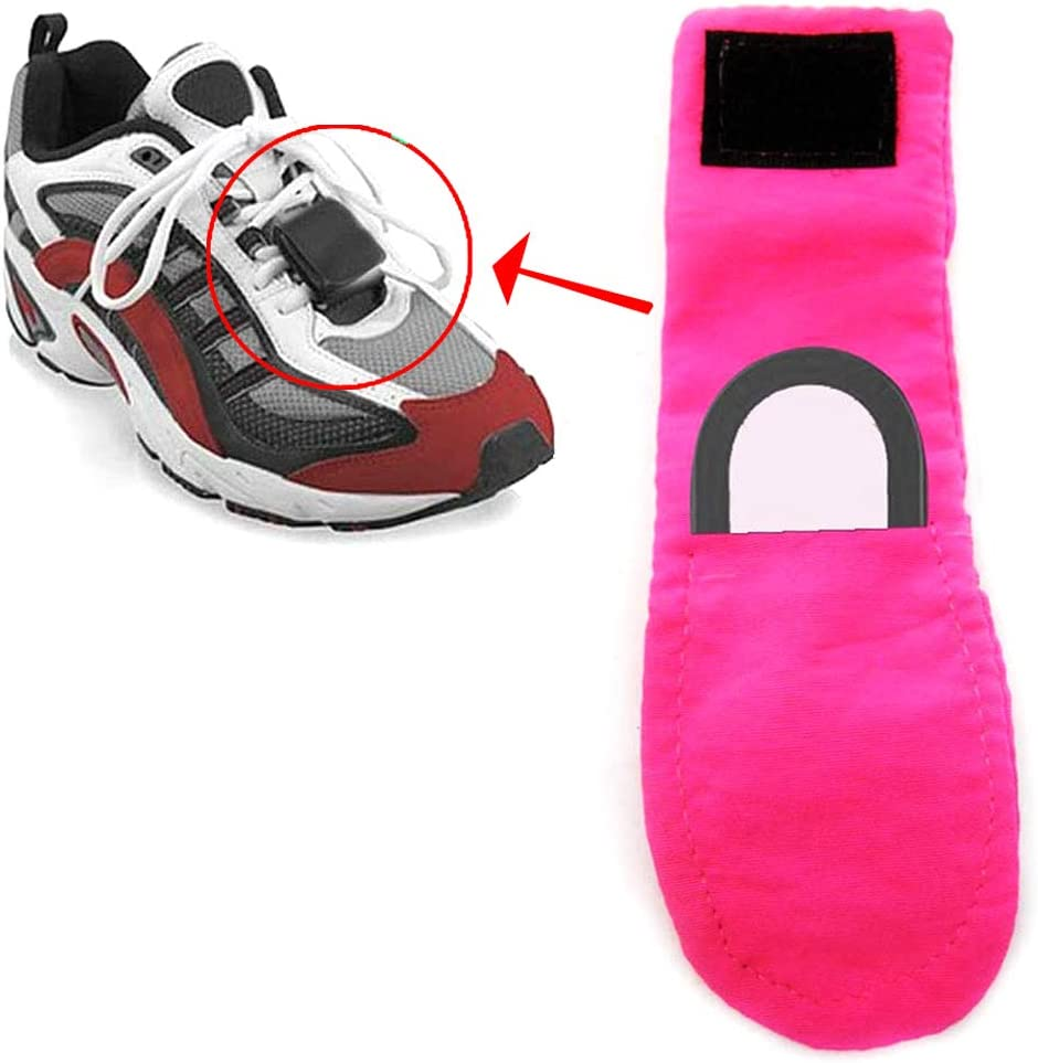 vestir policía pared  Amazon.com: Shoe Pouch for Nike+iPod Sport Kit Nano iPhone Touch Sensor  Pink Case X-mas Gift: MP3 Players & Accessories