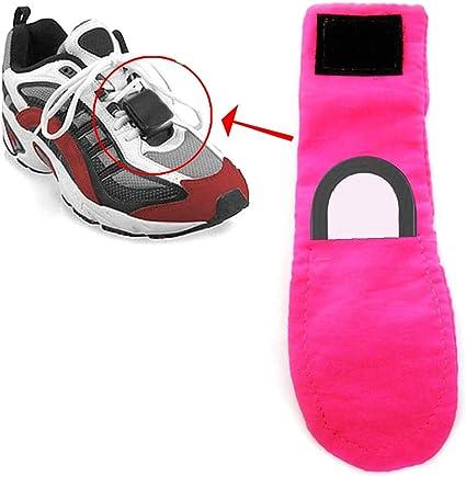 profesional mejor calificado sitio web profesional nueva selección Amazon.com: Sensor Pouch Nike Ipod Run Pink Sneaker Shoe Laces ...