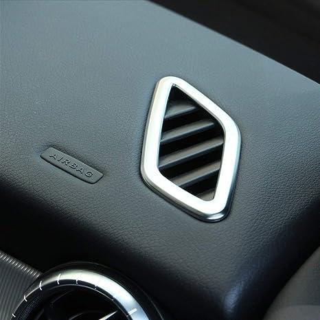 Abs Kunststoff Armaturenbrett Klimaanlagen Lüftungsrahmen Für Cla Gla A Klasse W117 C117 W176 A180 X156 Linkslenker Einweg Auto