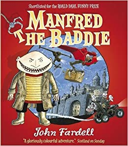 Image result for manfred the baddie