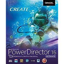 PowerDirector 16 Ultimate [PC Download]