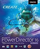 PowerDirector 16 Ultimate [PC Download]