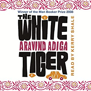 The White Tiger | Livre audio