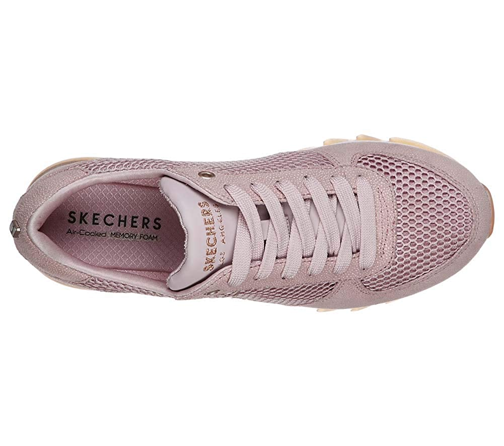 331b79df37755 Skechers Womens Venus - Trapped Sneaker