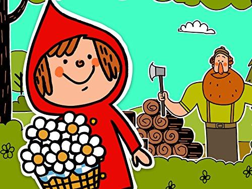 Little Red Riding Hood (Little Red Riding Hood Big Bad Wolf)