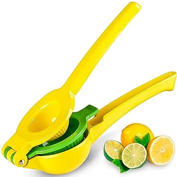 Zulay Exprimidor de Limón de Alta Calidad - Exprimidor/Prensa para Cítricos